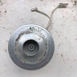 Motor elétrico de aspirador de pó
