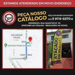 Atacado de Bebidas em geral - Londrina e Região