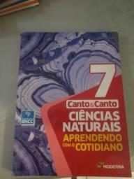 Livro Ciências naturais 7