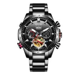 Relógio Masculino Automático Original Senors EXCLUSIVO