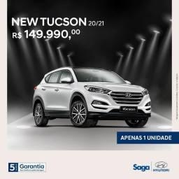 Hyundai Tucson GLS 1.6 Turbo AUT 2020/2021