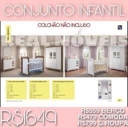 Título do anúncio: Quartinho de bebê quartinho de bebê quartinho de bebê- 8273i383o92