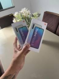 Xiaomi redmi Note 8 64GB 1700 reais
