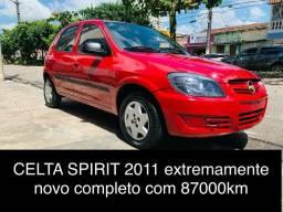 Celta spirit 1.0 modelo 2011