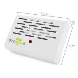 Desumidificador elétrico(antimofo para guarda roupa e armário)