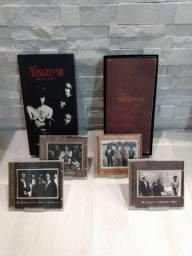 The Doors - Box Set - Importado - 4 Cds + Livreto