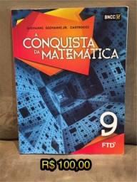 Livro - A Conquista da Mátemática 9