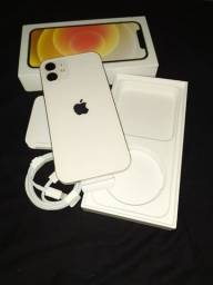 iPhone 12 64 GB branco 12mp tela 6.1