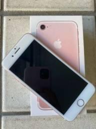 Iphone 7  Rose 64gb