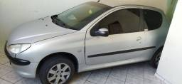 Peugeot 206 ano 2006 completo