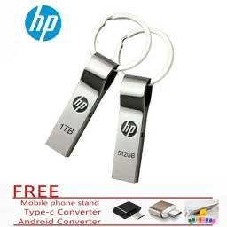 Pen drive HP 128gb 2.0 ótimo desempenho oferta!!!