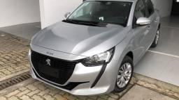 Novo Peugeot 208 21/22 preço de NOTA FISCAL de fábrica.