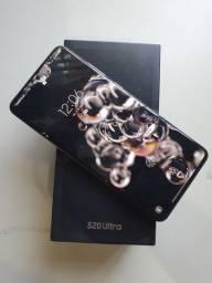 Galaxy S20 Ultra 128gb Aceito troca ou cartão