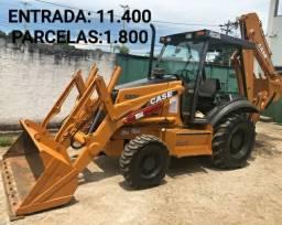 RETROESCAVADEIRA 580M