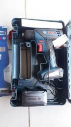 Furadeira Parafusadeira Bateria 12v Gsr1000 Smart Bosch bivolt barata