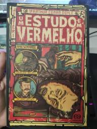 Um Estudo em Vermelho- Arthur Conan Doyle