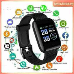 Relógio Bracelete Monitor