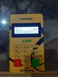 Título do anúncio: Minizinha chip-pagseguro