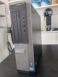 Computador Dell Optiplex 390 i3 2100, 4gb e HD de 320gb