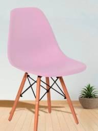 Cadeira Eiffel rosa! Entrega imediata. Entrega e montagem grátis em toda Macaé.