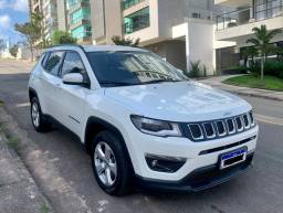 Jeep Compass Sport 4x4 - 2018 - Flex - Couro