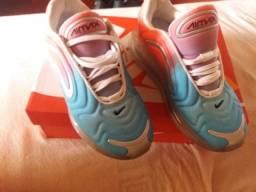 Tênis Nike Air Max 720 Feminino Original Importado