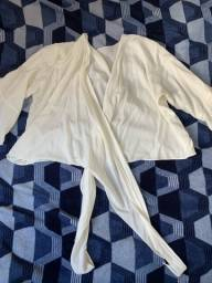 Blusa de Amarracao