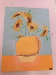 reprodução quadro Van Gogh