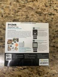 Roteador sem fio D-Link N 150 portátil com bateria