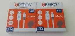 Cabo Micro USB Turbo Original (Entrega Domiciliar Grátis)