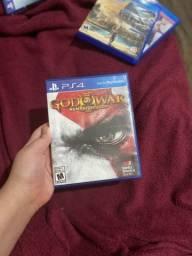 CD God of War 3 Remasterizado