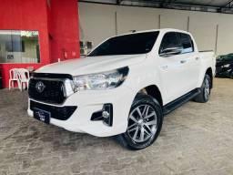Hilux 2019/2019 SRV 4x4 Diesel  ÚNICO DONO
