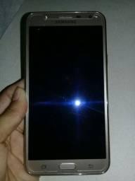 Samsung Galaxy J7 Neo Dourado (Placa mãe queimada)
