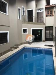 Sobrado com 4 dormitórios, 280 m² - venda por R$ 1.200.000 ou aluguel por R$ 8.000/mês - V