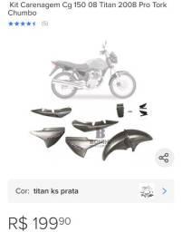 Kit titan 150 es , 2008 chumbo