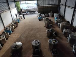 tanque De leite (Resfriadores de Leite