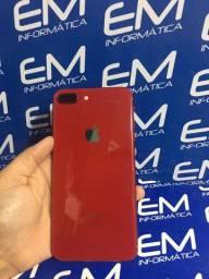 Hoje Iphone 8 Plus 64GB Red - Seminovo - Loja Niterói