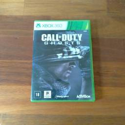 Jogo Call of Duty - Ghosts - Xbox 360