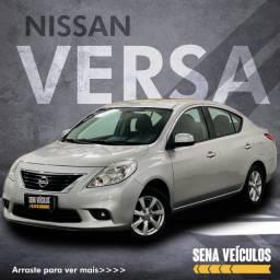 Nissan Versa SL 1.6 2014