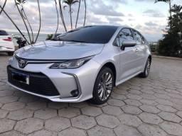 Corolla XEI 2020 Muito Novo só 12 mil Kms Rodados