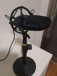 Microfone Gamer Dazz Broadcaster Pro