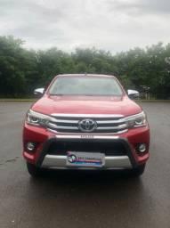 Toyota Hilux SRX 4x4 2016 2.8 Diesel Completo + Câmbio Automático Unico Dono IMPECÁVEL
