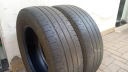 Par de Pneus aro 15 Bridgestone (195/65/15)