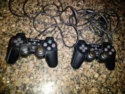 controle de Playstation 2 original.