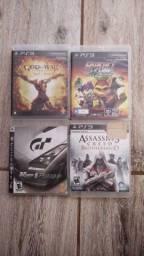 4 JOGOS PS3