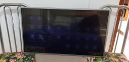 Tv LG 42Pol com Tela Trincada