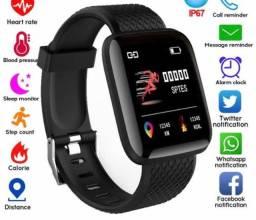 ?Relogio Inteligente Smartwatch D13
