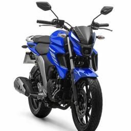 Nova FAZER 250, Braga motos Yamaha Grande circular