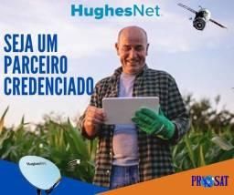 Internet rural HughesNet