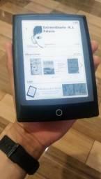 Leitor Digital E-reader Lev Saraiva Livros - Com Luz + Capa Protetora